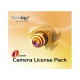Synology 1 IP CAMERA LICENCE PACK (CAMPACK/1)
